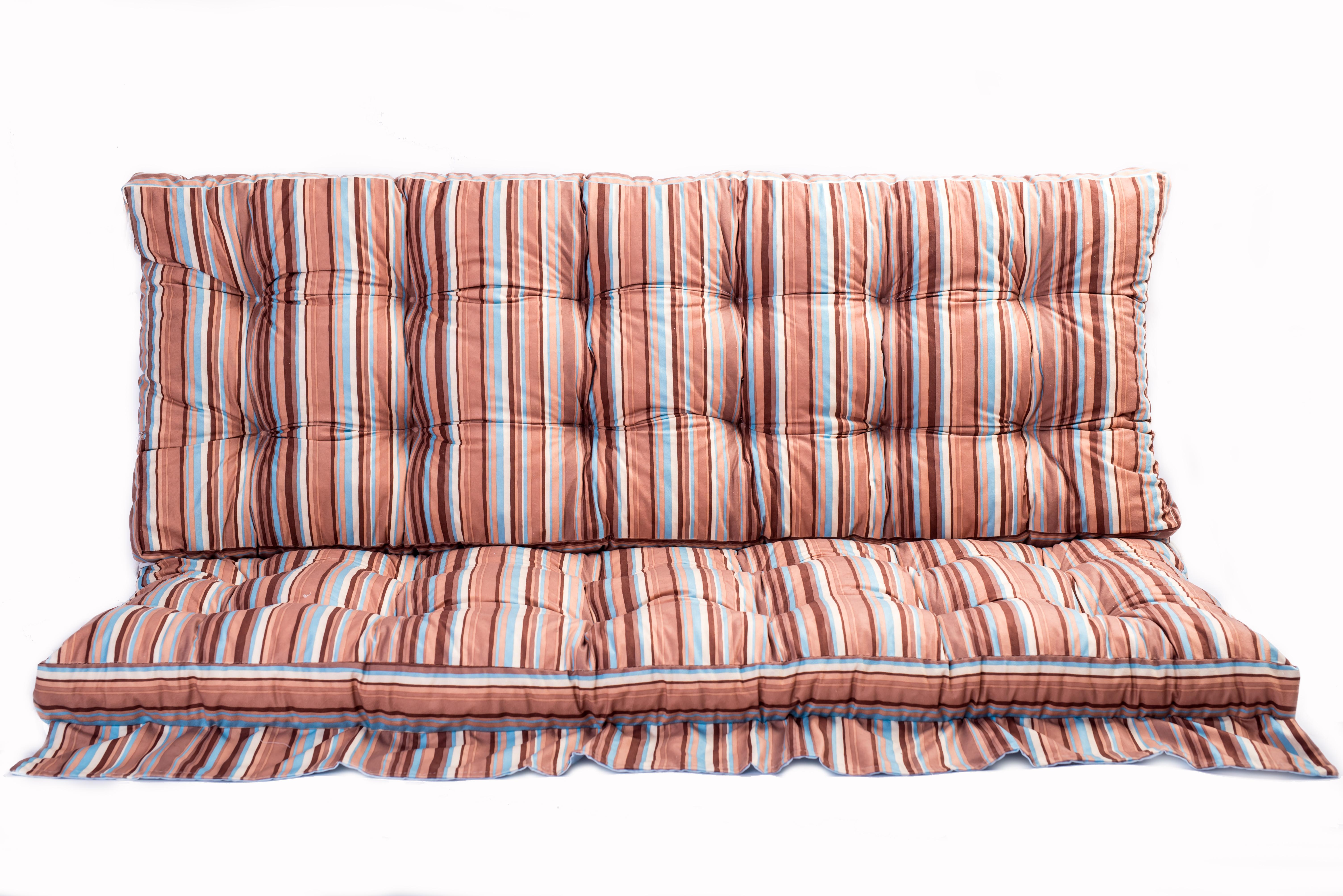 Poduszka Na Huśtawkę Ogrodową 14050 Cm Komplet Pasy Wąskie