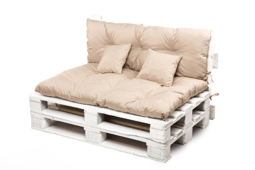 Poduszki na meble z palet