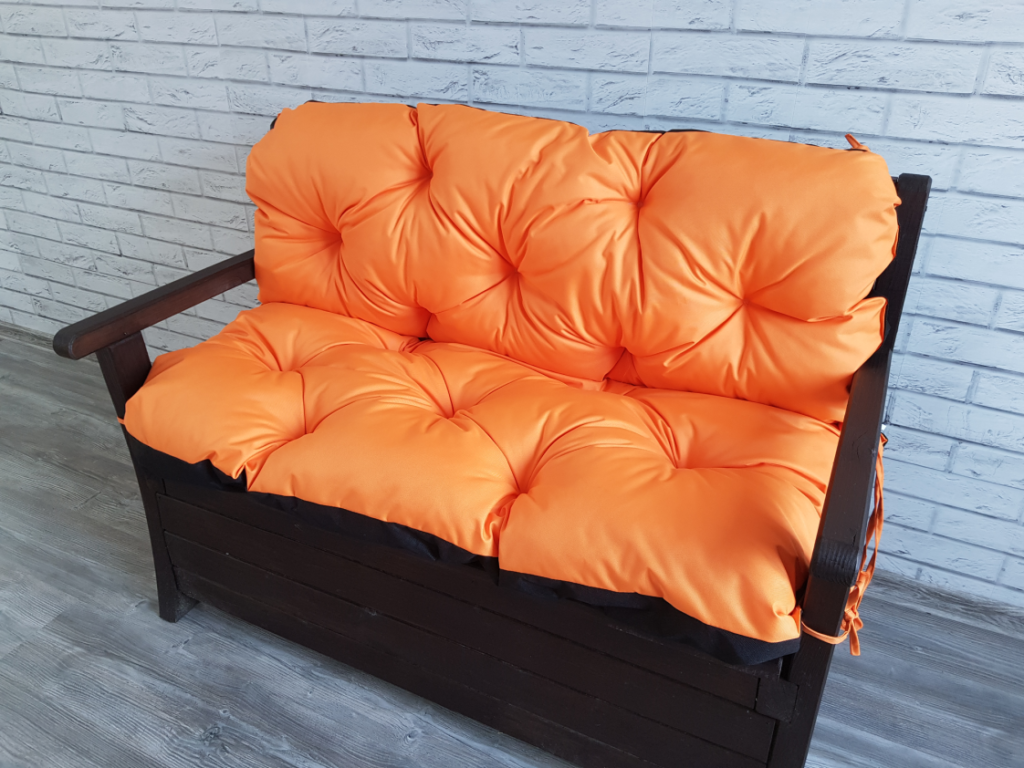Poduszka na ławkę ogrodową 100/60/50 cm art. 500