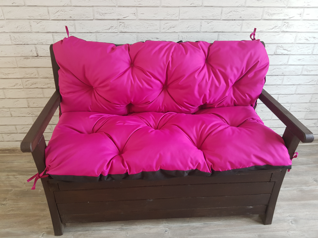 Poduszka na ławkę ogrodową 180/60/50 cm art. 500