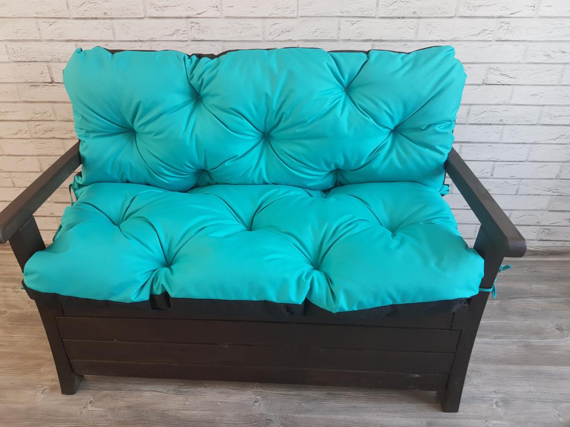 Poduszka na ławkę ogrodową 150/60/50 cm art. 500