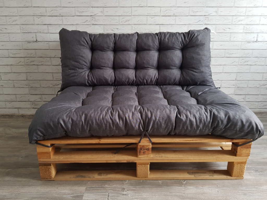 Poduszki na meble z palet ,komplet art 550
